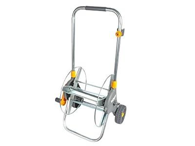 Hozelock 2437 0000 Metal Hose Cart for 60 m Hose