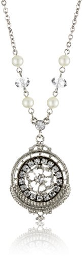 1928 Bridal Amore Shangri-La Necklace
