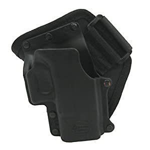 Fire Arm Fobus Ankle (Leg) Left Hand Hand Gun Holster Model GL-4-A-LH. Fits to: Glock - 29, 30, Smith & Wesson - 99, Sigma (S&W). Conceal Carry
