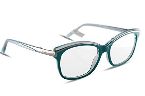 emilio-pucci-montura-de-gafas-para-mujer-multicolor-verde