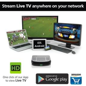 Stream Live TV anywhere on your network
