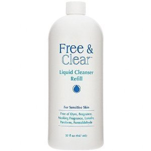Free & Clear Liquid Cleanser Refill