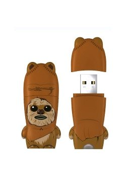 Mimobot Star Wars Wicket the Ewok 16GB USB Flash Drive by Mimobot