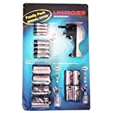 Uniross U0156493 Family Pack Compact Charger with Batteriesby Uniross