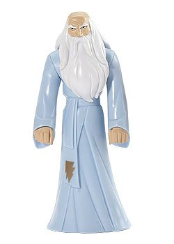 Buy Low Price Mattel DC Universe Justice League Unlimited Exclusive Shazam Family Action Figure Wizard (B0034UHCT0)