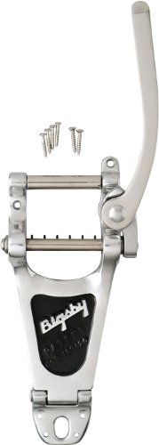 Bigsby B7 Vibrato Tailpiece, Solid Body Arch Top,Polished Aluminum