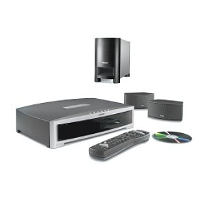 Home Theater System Review Bose 3 2 1 Gsx Series Iii Dvd