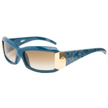 4ac3875653211 Spy Optic Abbey Womens Sunglasses - 670013618073 - Turquoise Paisley with Bronze  Fade Lens Review