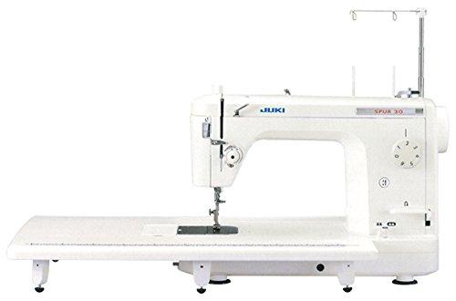JUKI 職業用直線ミシン 『SPUR30』 補助テーブル付き TL-30