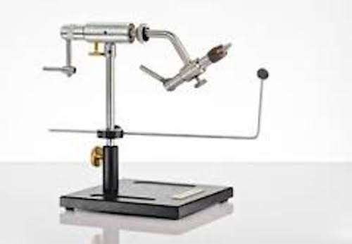 Dyna-King Barracuda Deluxe Pedestal Fly Tying Vise (Fly Tying Pedestal Base compare prices)