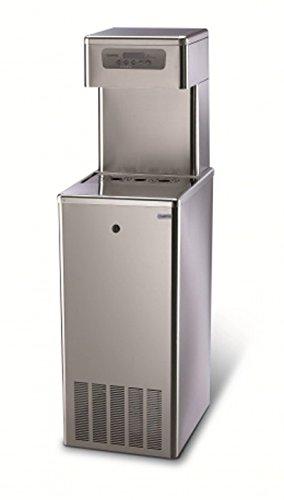 Refroidisseur d'eau banc de glace - L362 x P362 x H1480 mm - COSMETAL