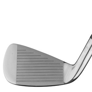 Wilson Staff Mens Ci Chrome Irons #4 Thru Gw Flighted Steel