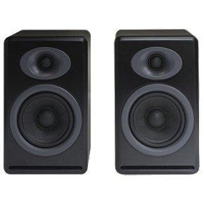 Audio Engine P4 - Diffusore passivo, colore: Nero satinato