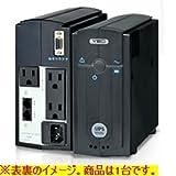 ユタカ電機製作所 常時商用方式UPSmini500II バッテリ期待寿命7年/筐体ブラックモデル YEUP-051MAB