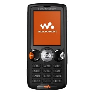SONY ERICSSON W810i BLACK REFURBISED Unlocked (GSM 850 / 900 / 1800 /1900)