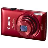 Cyber Monday Canon PowerShot ELPH 300 HS 12.1 MP CMOS Digital Camera with Full 1080p HD Video (Red) Deals