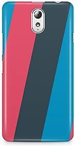 Lenovo Vibe P1m Back Cover by Vcrome,Premium Quality Designer Printed Lightweight Slim Fit Matte Finish Hard Case Back Cover for Lenovo Vibe P1m