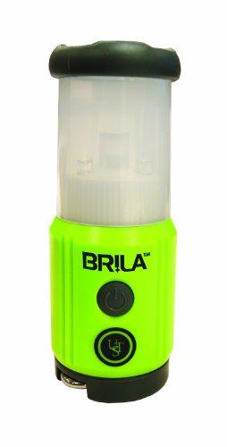 Ultimate Survival Technologies Brila Mini Lantern, Lime