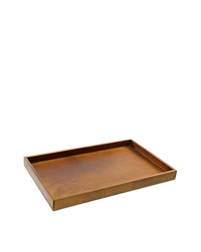 Nameek's Bathroom Tray Gedy, Brown