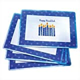 Hanukkah Placemats Set of 4
