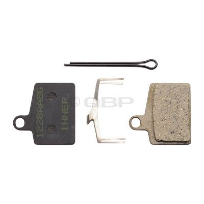 Buy Low Price Hayes Semi-Metallic Disc Brake Pads Dyno/Ryde T122 (98-27624-K002)