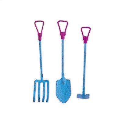 Stuido M Gypsy Garden Collection Min Garden Tools Set of 3 Assorted