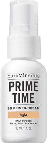 bareMinerals Prime Time BB Primer-Cream Daily Defense SPF 30, Light, 1 Ounce (Bare Escentuals Bb Cream compare prices)