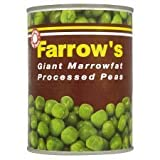 Farrow's Giant Marrowfat Processed Peas 538G