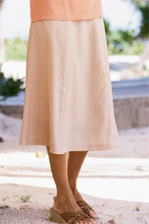 Chevron Stripe Skirt - Buy Chevron Stripe Skirt - Purchase Chevron Stripe Skirt (Orvis, Orvis Skirts, Orvis Womens Skirts, Apparel, Departments, Women, Skirts, Womens Skirts)