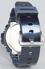 Casio Genuine Replacement Strap Band For G Shock Watch Model # Dw6900Sb-2 Dw-6900Sb-2