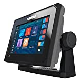 """Simrad GO7 7"""" Multi-touch Chartplotter with Built in Echosounder,GPS,andNMEA 2000, Insight Charts, HDI TM Transducer"""