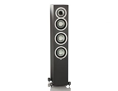 ELAC Uni-fi UF5 Floorstanding Speaker (Black, Single) by ELAC AMERICAS LLC