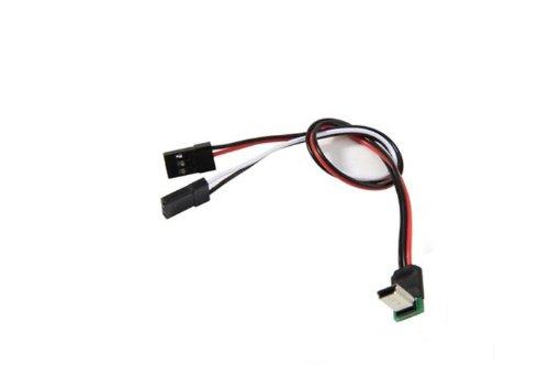 XINTE Echtzeit-Video-Ausgang Kabel FPV Bild Übertragung AV Video Kabel für Gopro2 Gopro3