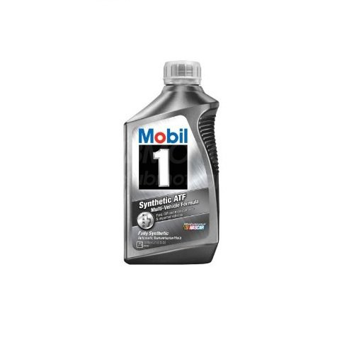 Mobil 1 112980 Synthetic Automatic Transmission Fluid - 1 Quart (Pack of 6) (Power Steering Fluid Dexron Atf compare prices)
