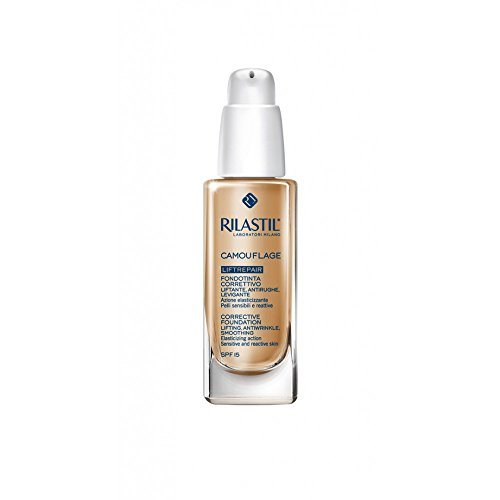 Rilastil Camouflage Fondotinta Correttivo Liftrepair Nuance 30 Honey 30ml