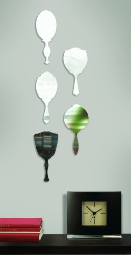 Umbra Fairest Wall Décor Mirrors, Set of 5