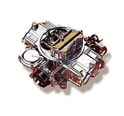 Holley 0-80508S Model 4160 750 Cfm Square Bore Vacuum Secondary Electric Choke Replacement Carburetor