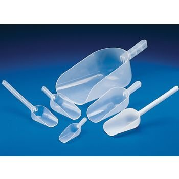Scienceware F36747-0000 Polypropylene 22ml (0.75oz) Scoops (Pack of 12)