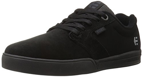 Etnies Men's Jameson E-Lite Skateboarding Shoe, Black/Black/Gum, 9 M US