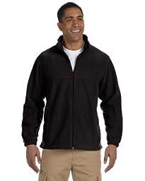 Men\'s 8 oz. Full-Zip Fleece