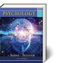 Psychology:science Of Behavior