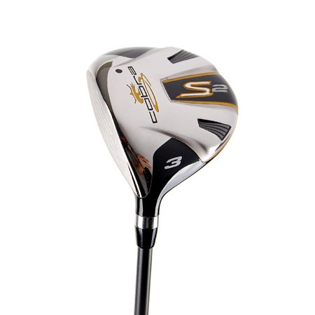 New Cobra S2 3-Wood LH w/ R-Flex UST TourForce Shaft