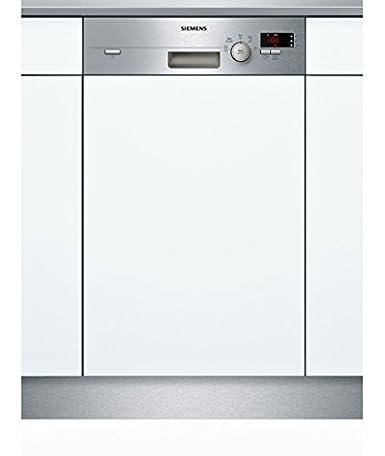 Siemens SR55E504EU Semi built-in 9places A+ Blanc lave-vaisselle - laves-vaisselles (Semi intégré, A, A+, Blanc, Rotatif, LED)