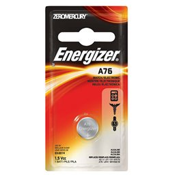 Energizer A76 Coin Cell Battery Replacement for the Various AG13