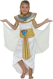 Just For Fun Egyptian Princess Deluxe Fancy Dress Costume (Child Size) - Small