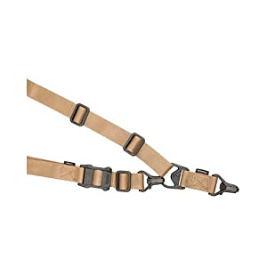 Magpul Industries MS3- Multi Mission Sling System fits Gen 2, Coyote Brown