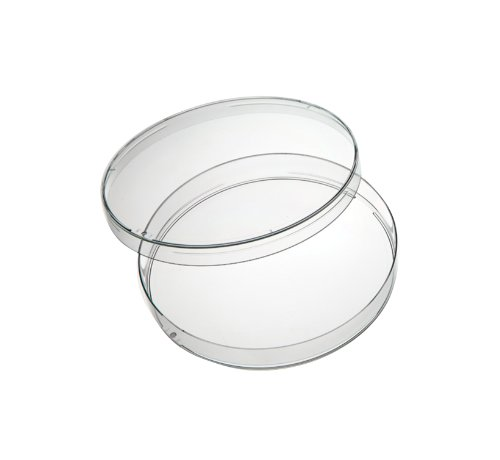 Corning Gosselin BP93B-16 Polystyrene Petri Dish, Sterile, 3 Vents, Double Bagged with Traceability Labels, 100mm D x 15mm H (Case of 825)