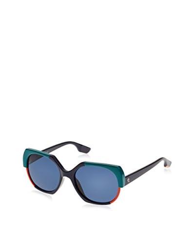 Mcq Alexander McQueen Gafas de Sol MCQ 0045/S (53 mm) Azul Petróleo / Negro