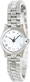 Marc by Marc Jacobs Henry Dinky Quartz Stainless Steel Dial