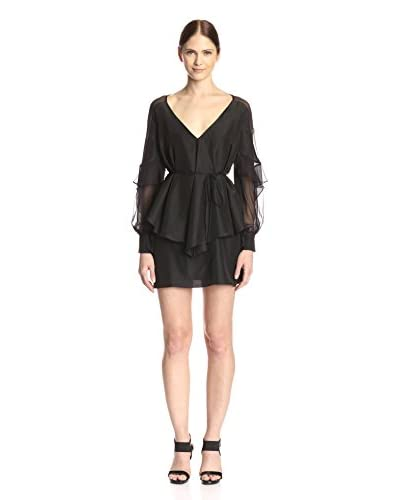 Thomas Wylde Women's Tulip Silk Dress